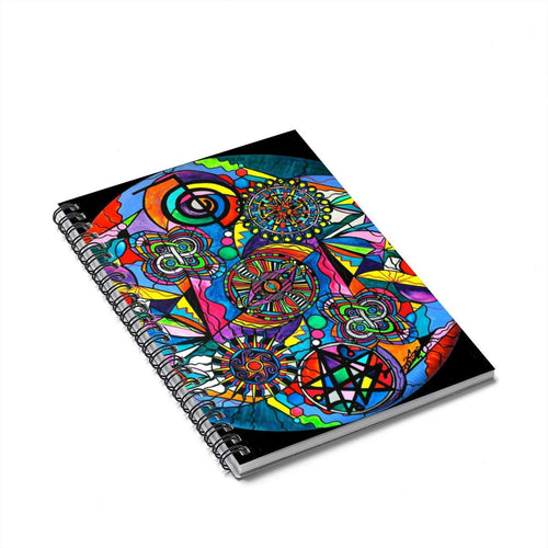 Soul Retrieval - Spiral Notebook