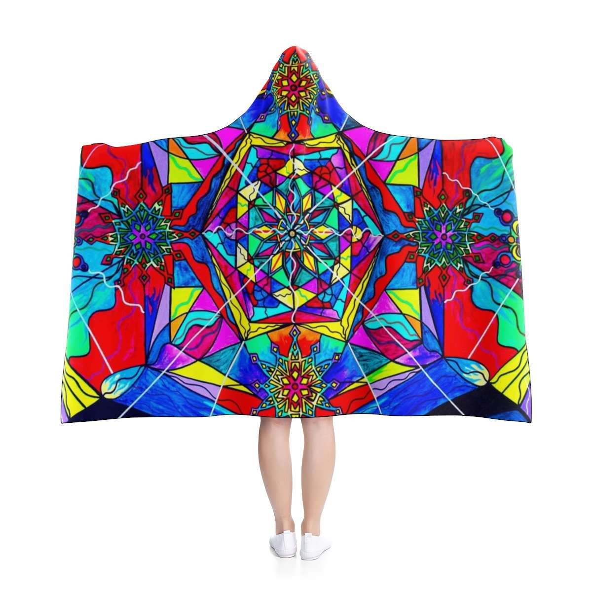 Gratitude - Hooded Blanket