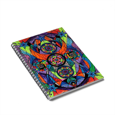 Higher Purpose - Spiral Notebook