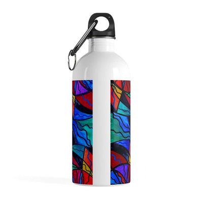 Transforming Fear - Stainless Steel Water Bottle