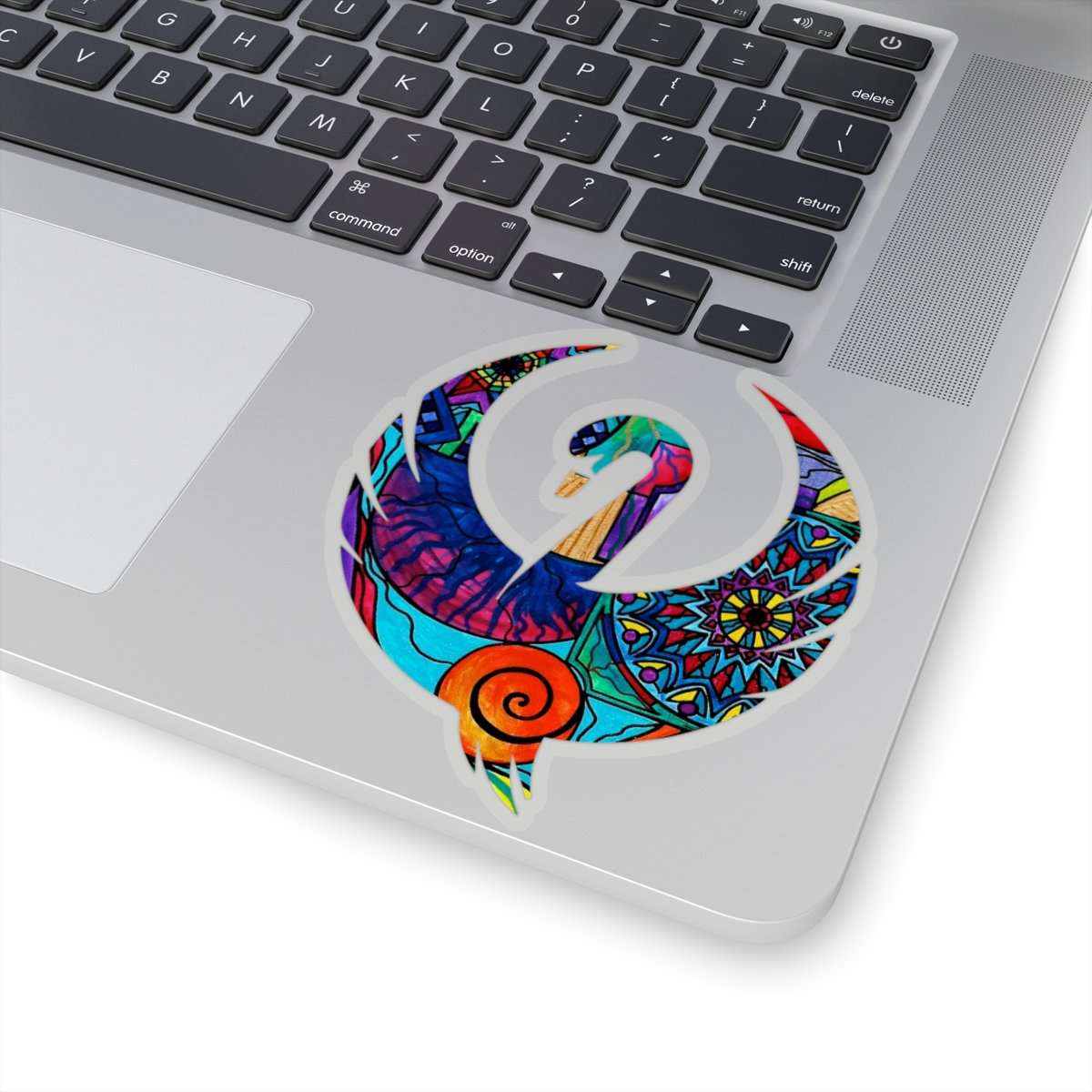 Self Exploration - Swan Stickers