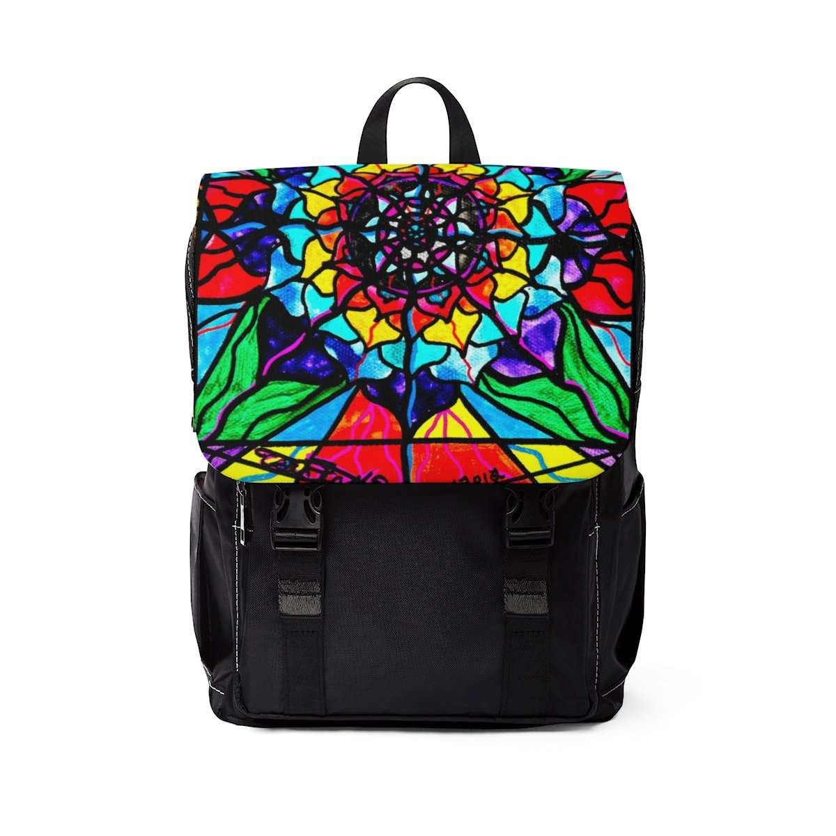 Personal Expansion - Unisex Casual Shoulder Backpack