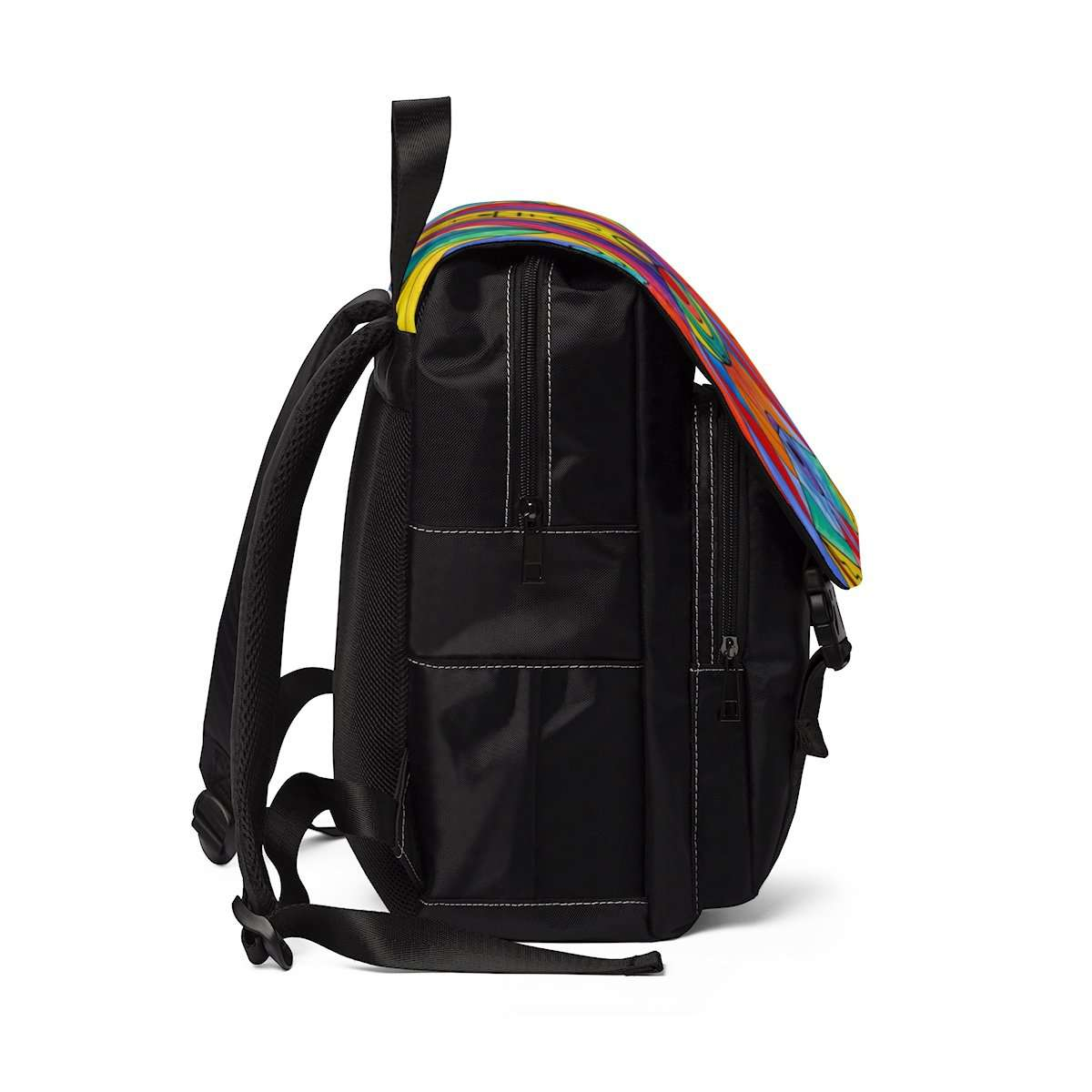 Arcturian Insight Grid - Unisex Casual Shoulder Backpack
