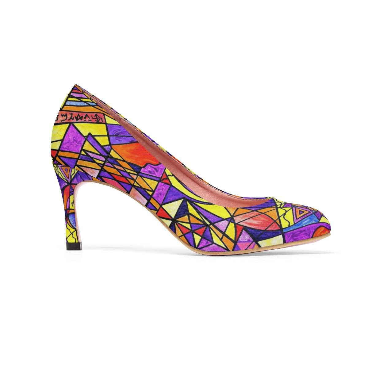 The Destiny Grid - Women's High Heels