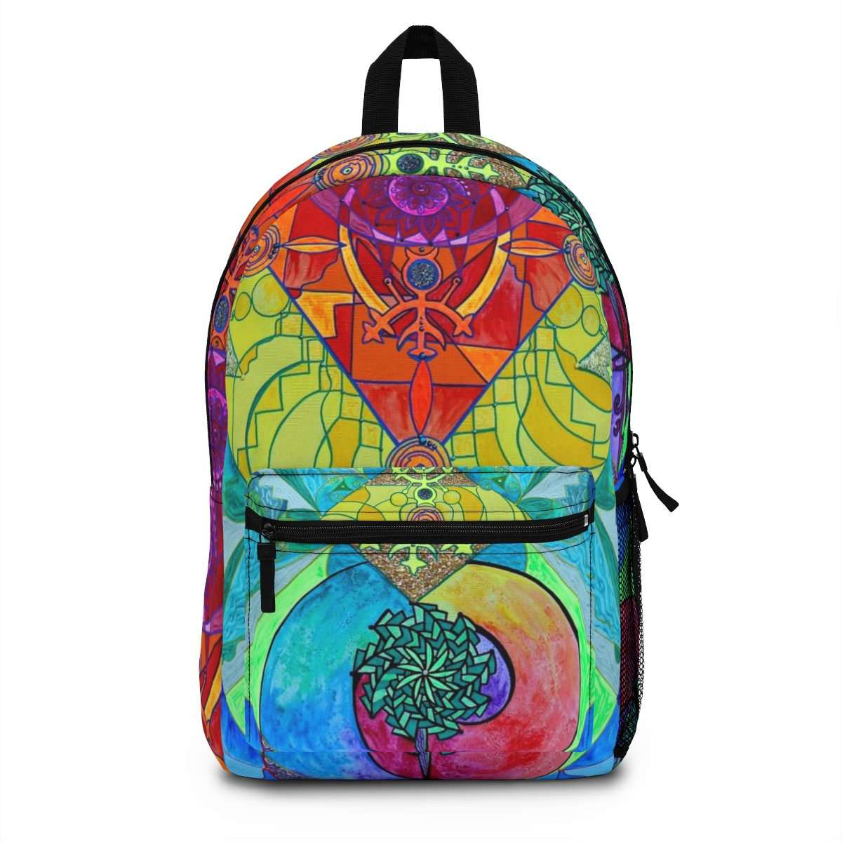 Expansion Pleiadian Lightwork Model - AOP Backpack