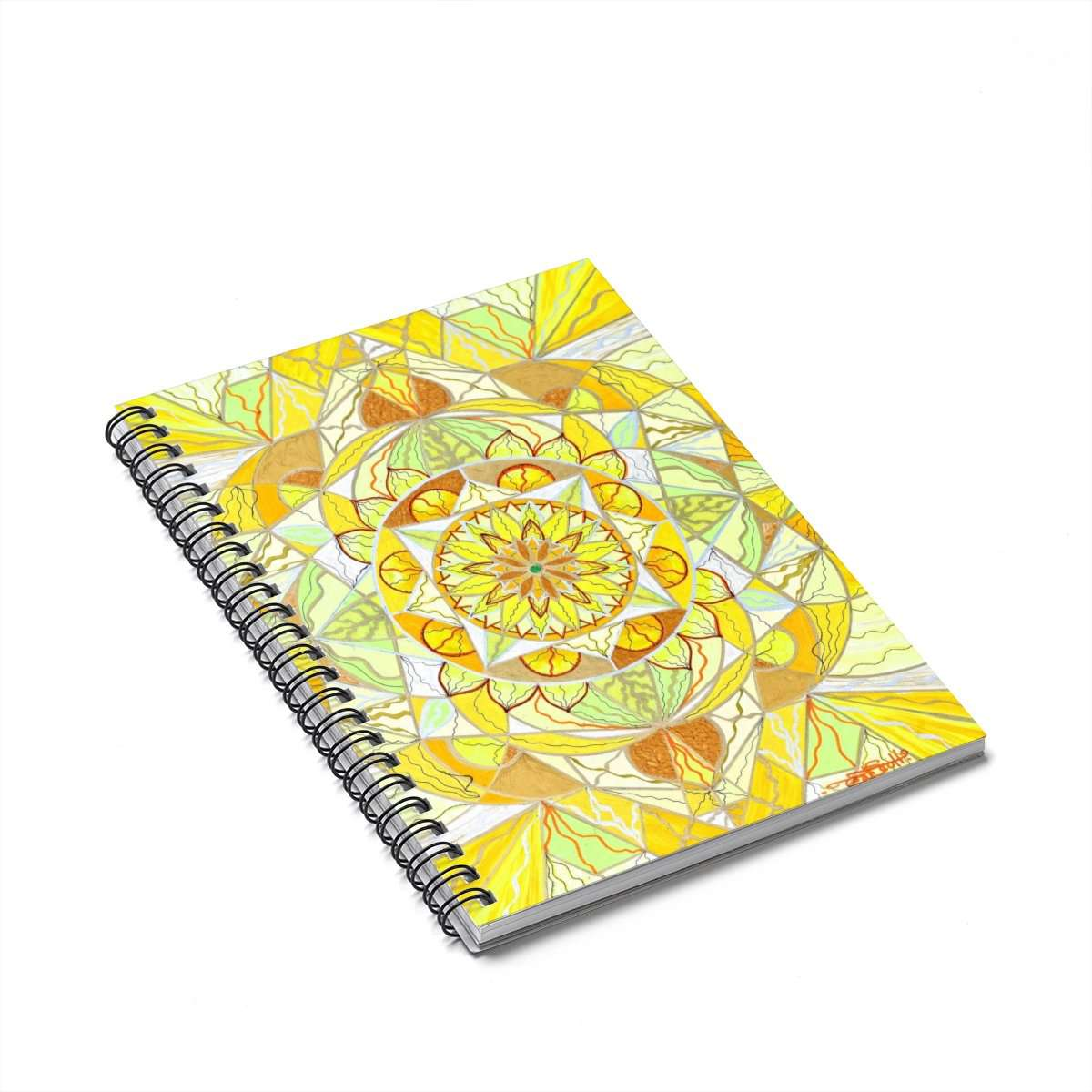 Joy - Spiral Notebook