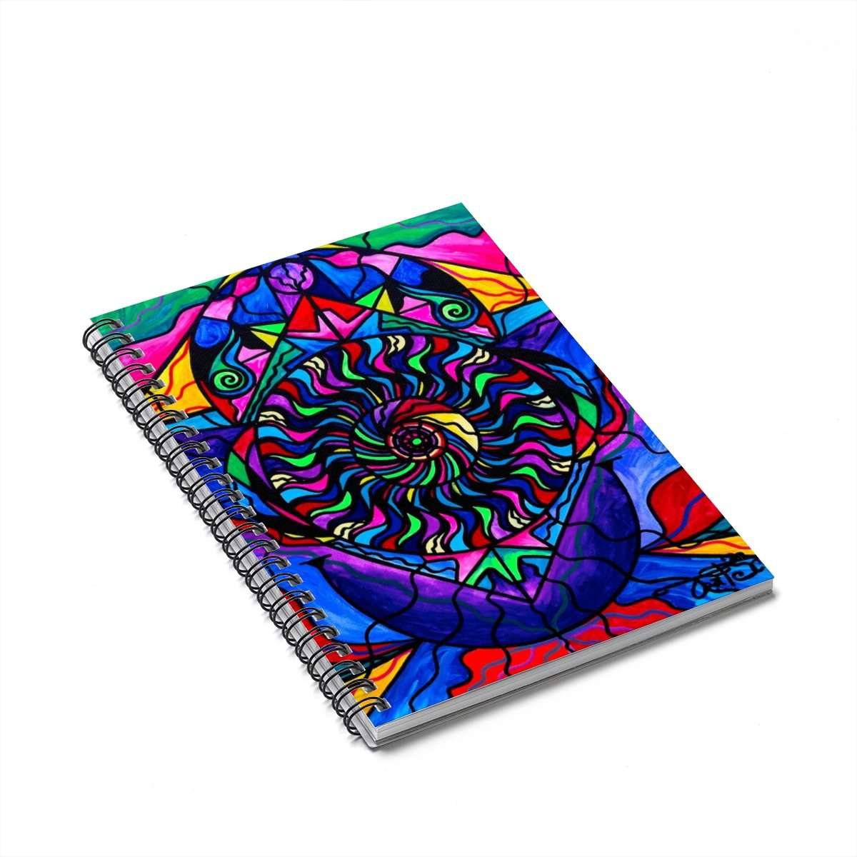 The Catalyst - Spiral Notebook