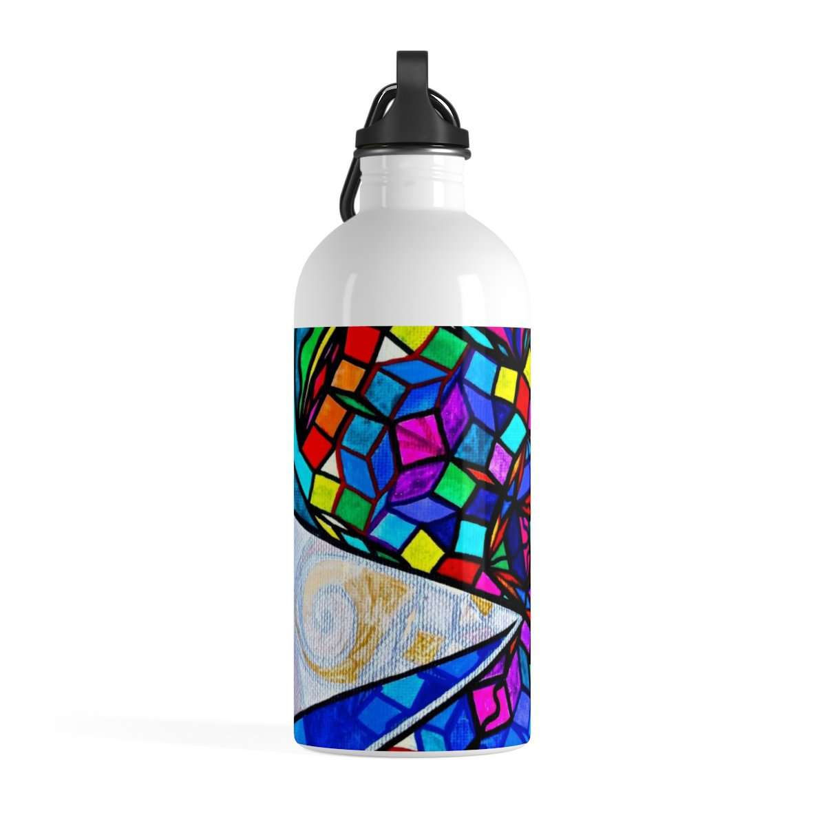 Elucidate Me - Stainless Steel Water Bottle