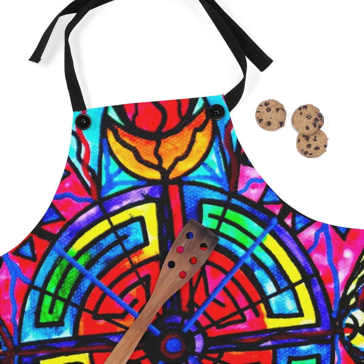 Labyrinth-Apron