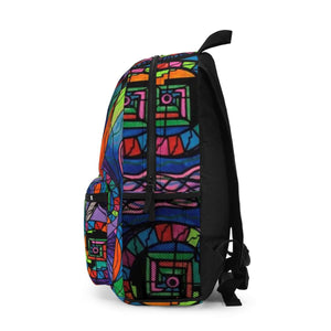 Higher Purpose - AOP Backpack