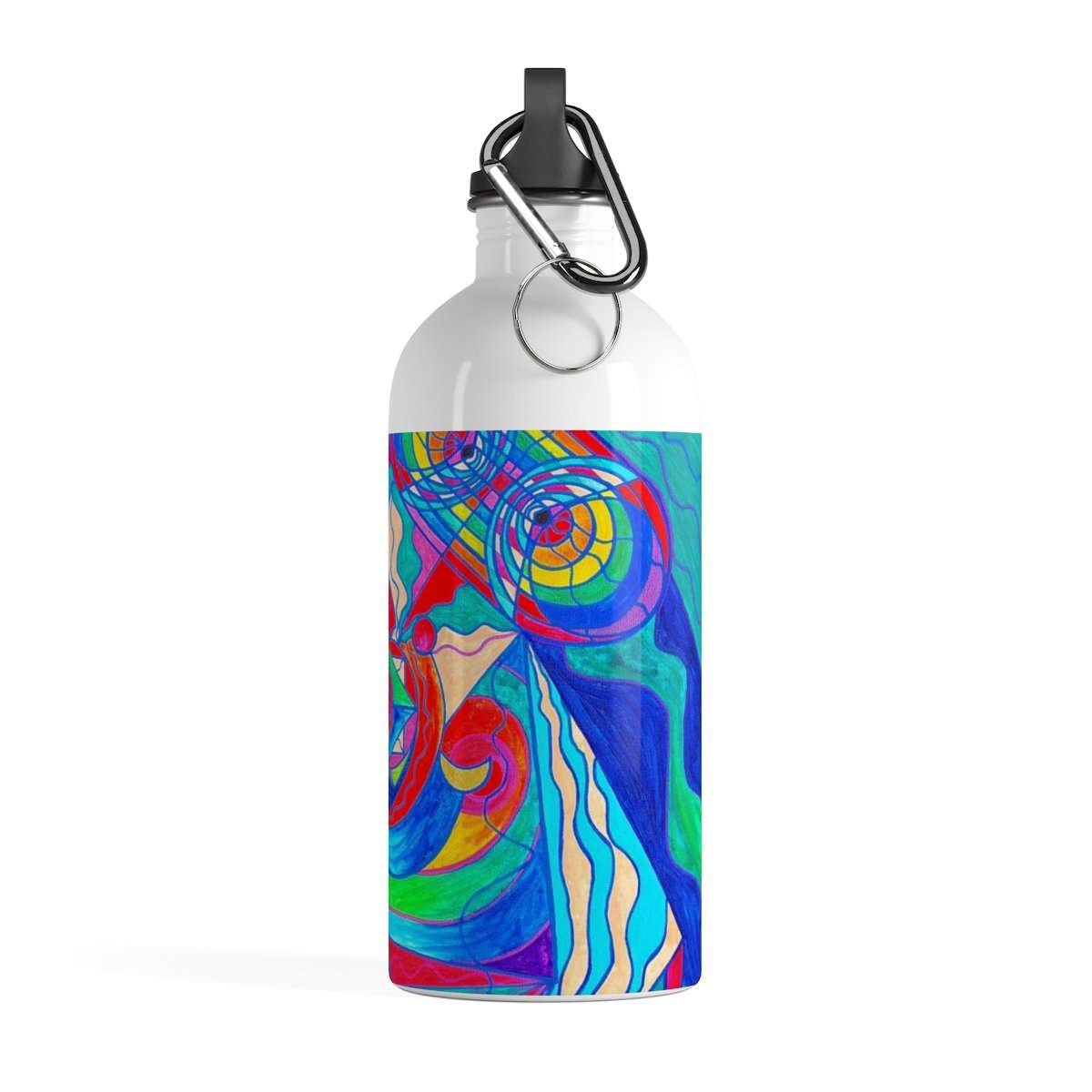 "Pleiadian ""Restore Harmony"" Lightwork Model - Stainless Steel Water Bottle"