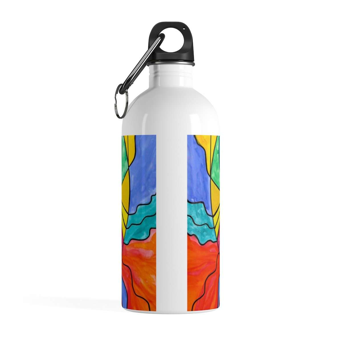 Arcturian Insight Grid - Stainless Steel Water Bottle