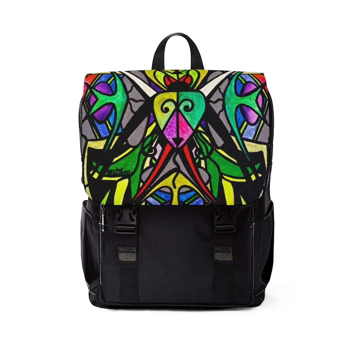 Kambo - Unisex Casual Shoulder Backpack