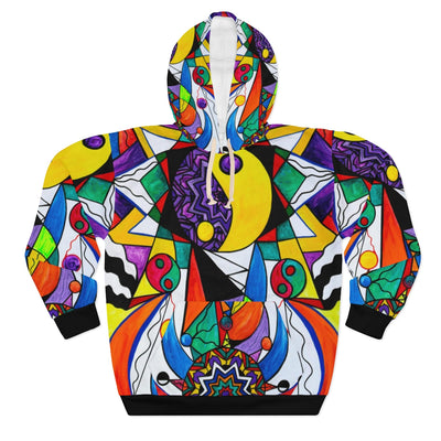 Compatibility - AOP Unisex Pullover Hoodie