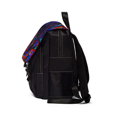 Transforming Fear - Unisex Casual Shoulder Backpack