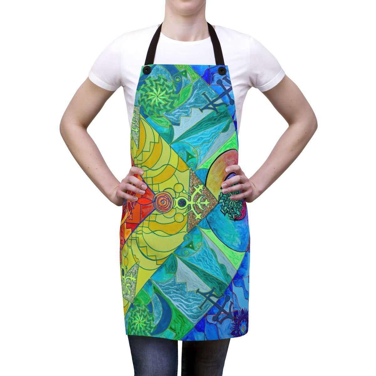 Expansion Pleiadian Lightwork Model - Apron