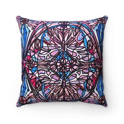 Conceive - Spun Polyester Square Pillow