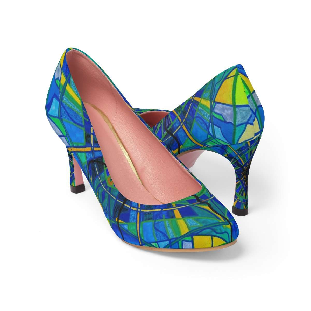 Emotional Expression - Women's High Heels
