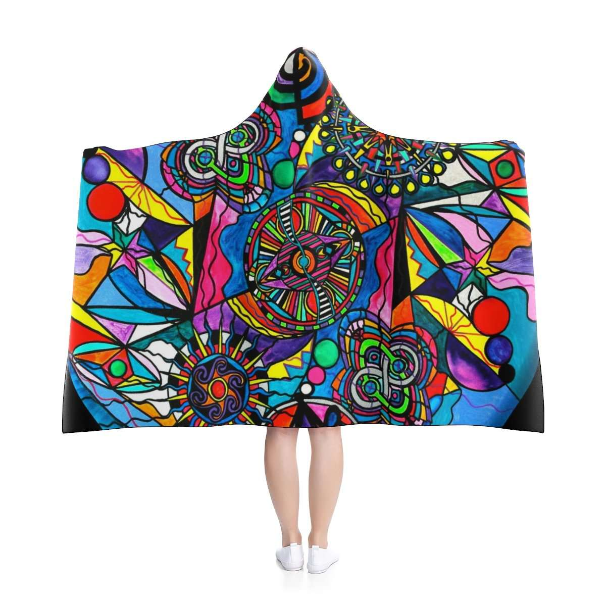 Soul Retrieval - Hooded Blanket