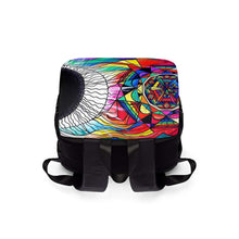 Load image into Gallery viewer, Return To Source - Unisex Casual Shoulder Backpack