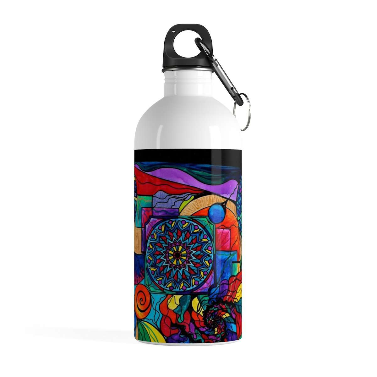 Self Exploration - Stainless Steel Water Bottle