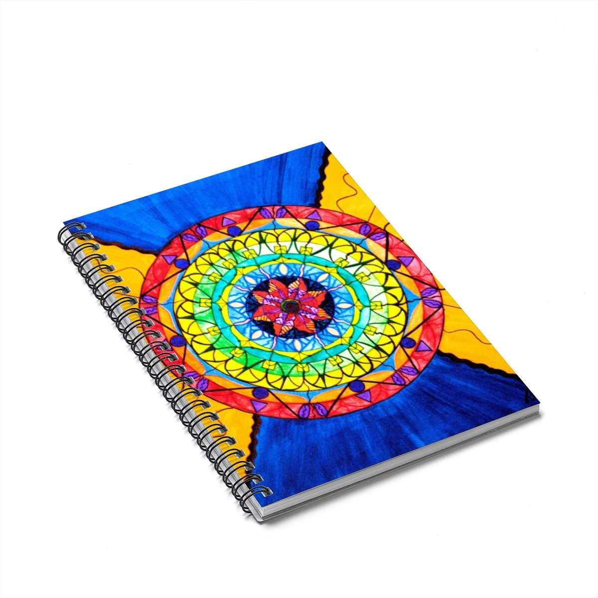 The Shift - Spiral Notebook