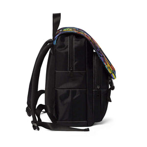 Alchemy - Unisex Casual Shoulder Backpack