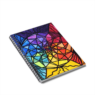 The Catcher - Spiral Notebook