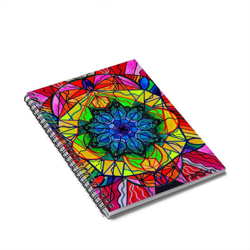 Creativity - Spiral Notebook