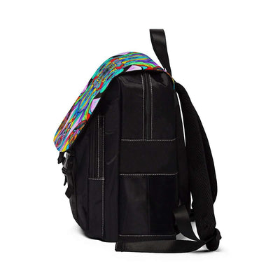 Receive - Unisex Casual Shoulder Backpack