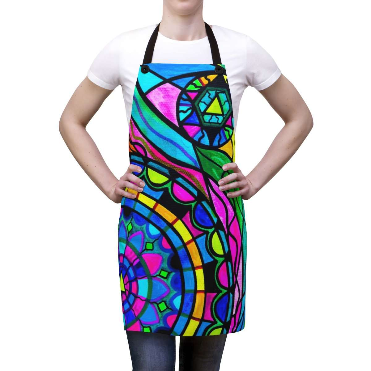 Creative Progress - Apron