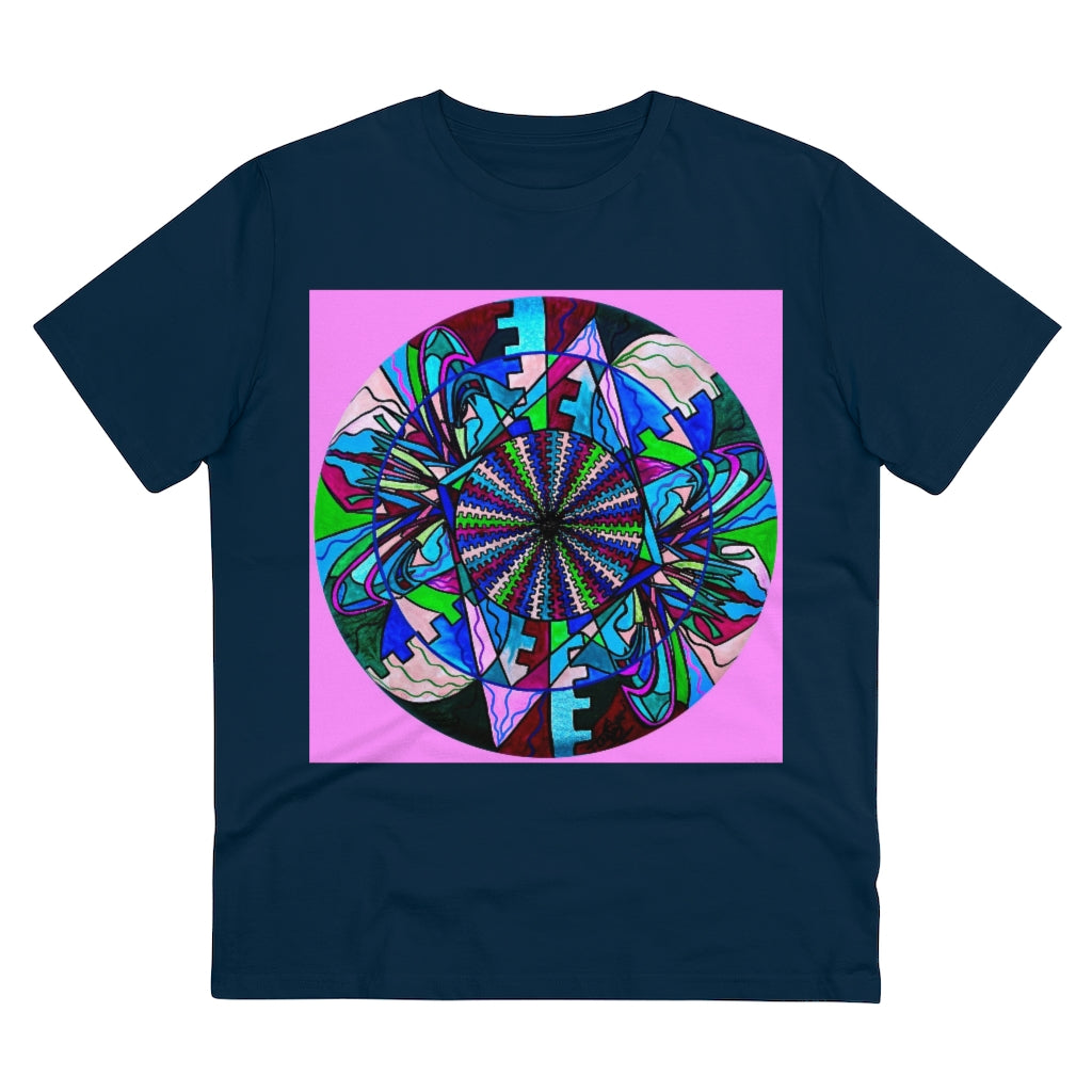 Pleiadian Lightwork Integration Model - Organic T-shirt - Unisex