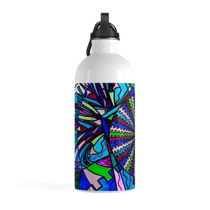 Pleiadian Integration Lightwork Model - Stainless Steel Water Bottle