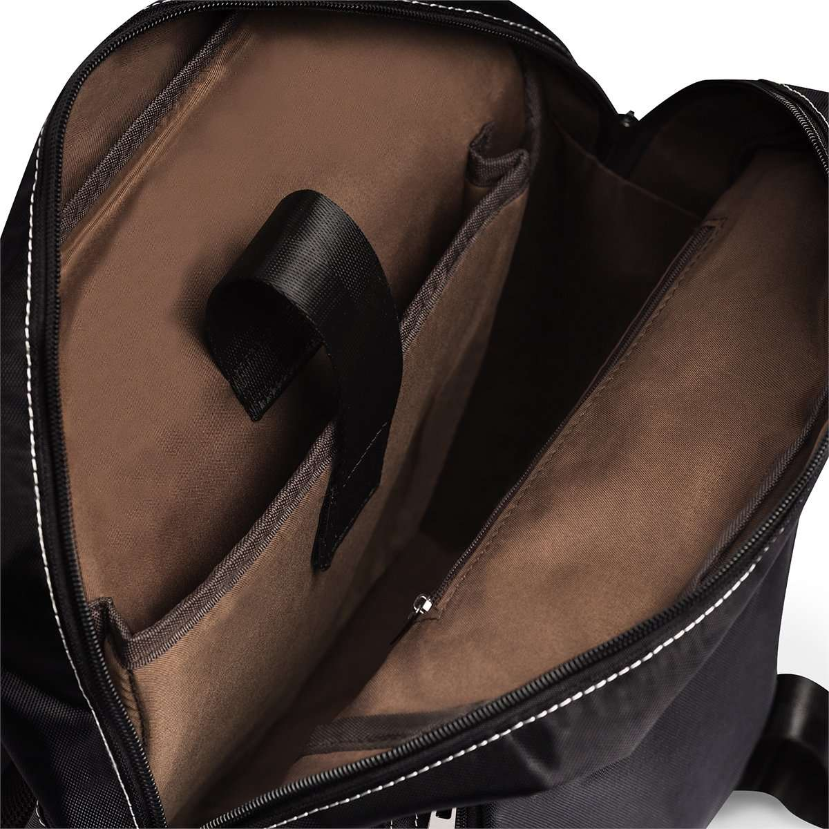 Poised Assurance - Unisex Casual Shoulder Backpack