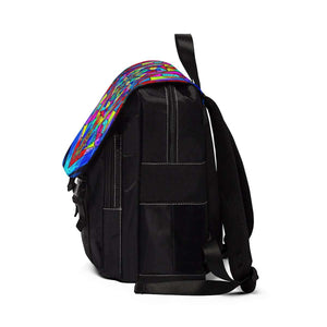 Gratitude - Unisex Casual Shoulder Backpack