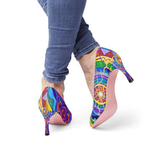 Load image into Gallery viewer, Raise Your Vibration - Women's High Heels