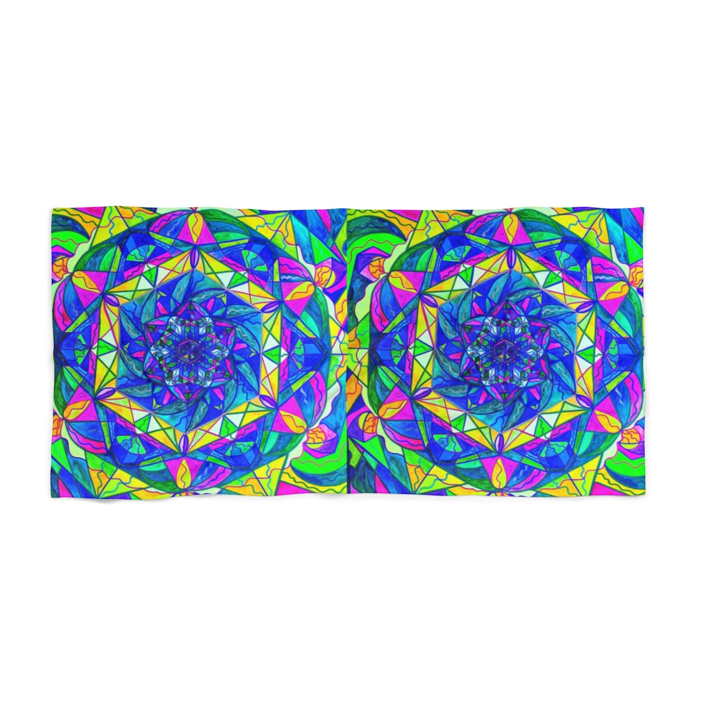 Positive Focus - Beach Towel