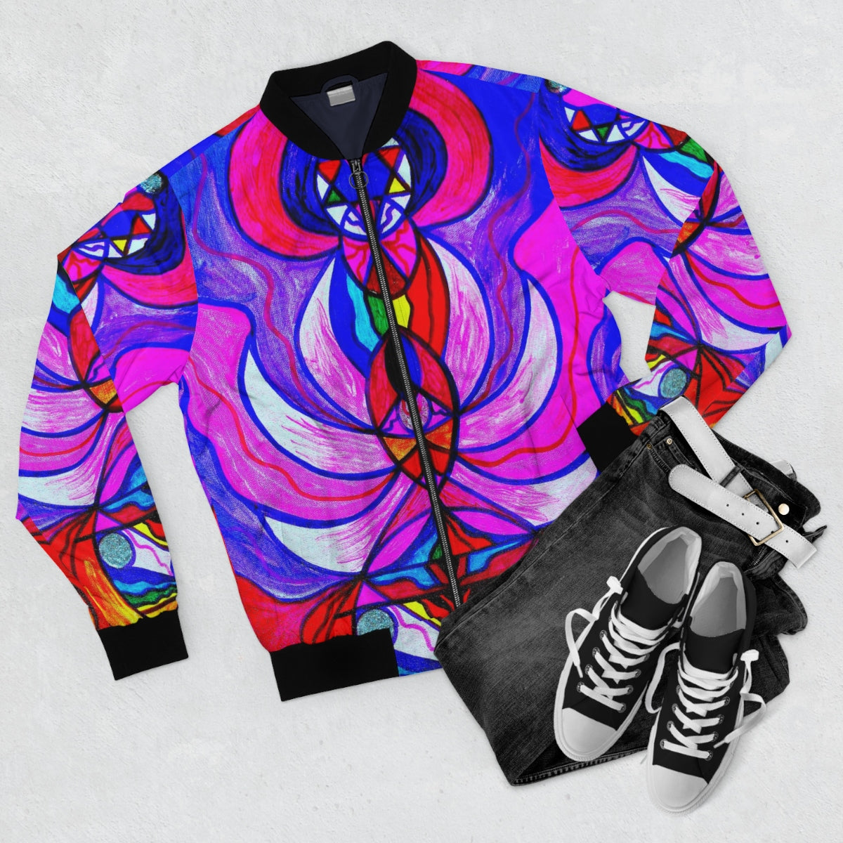 Divine Feminine Activation - Bomber Jacket