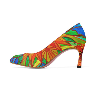 Self Liberate - Women's High Heels