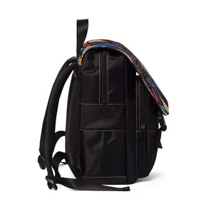 Financial Freedom - Unisex Casual Shoulder Backpack