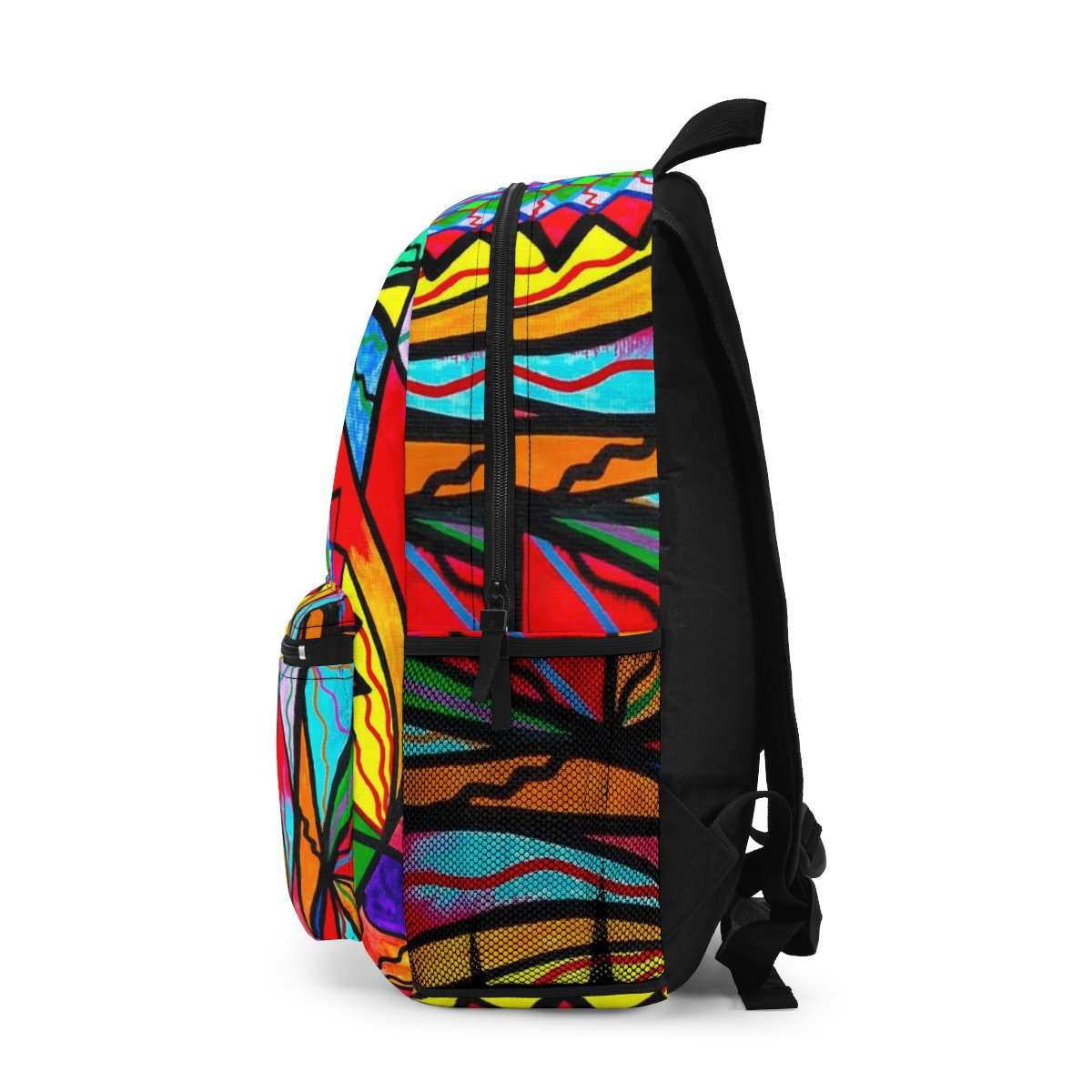 I Trust Myself To Create - AOP Backpack
