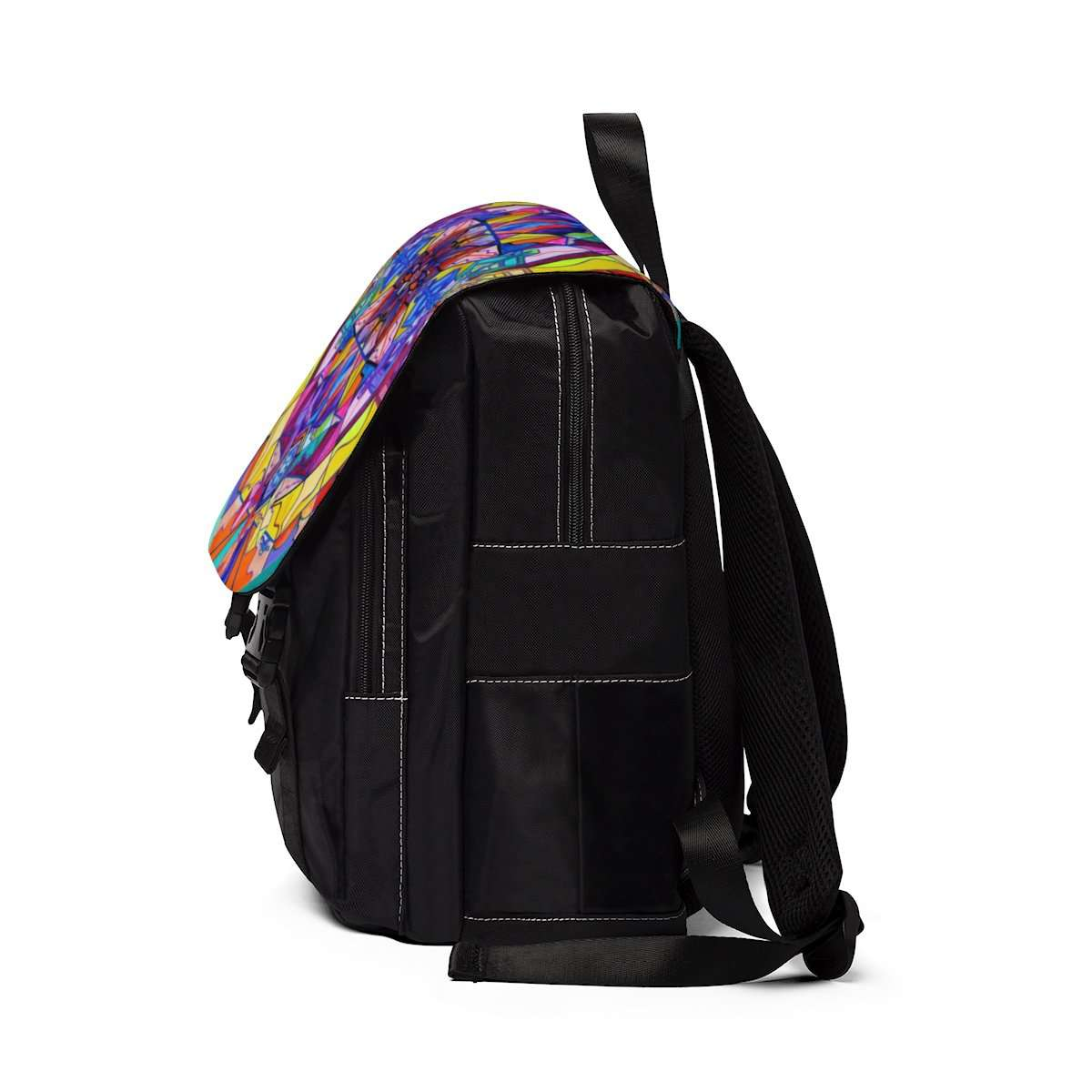 Synchronicity - Unisex Casual Shoulder Backpack