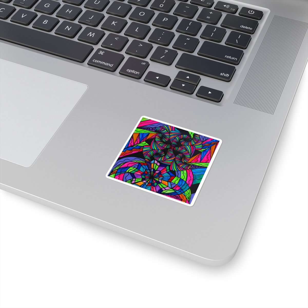 Burgeon - Square Stickers
