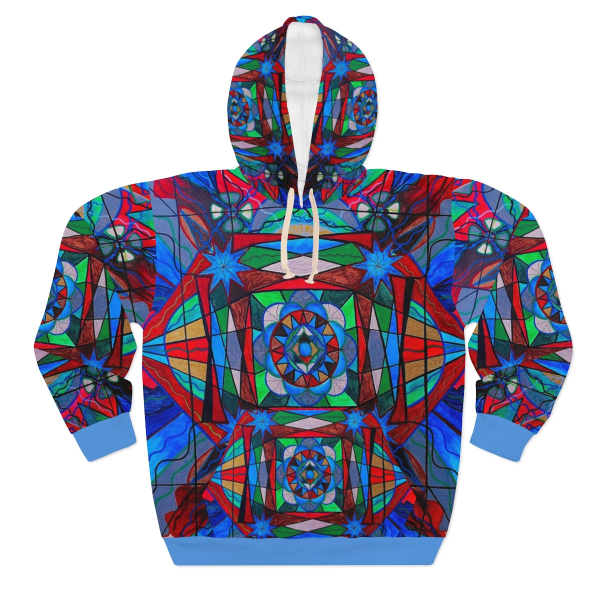 Sense of Security - AOP Unisex Pullover Hoodie