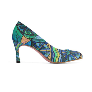 Arcturian Immunity Grid - Women's High Heels