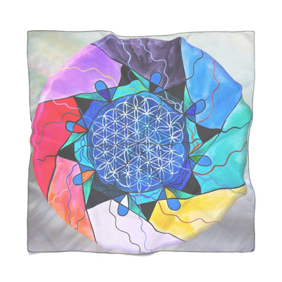 The Flower of Life - Frequency Scarf