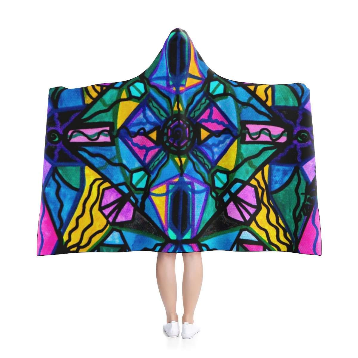 Dopamine - Hooded Blanket