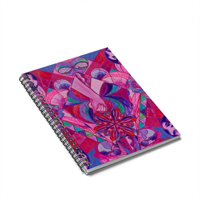 Human Intimacy - Spiral Notebook