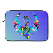 Load image into Gallery viewer, The Cure (Frequency Swan) - Laptop Sleeve