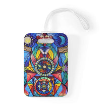 Load image into Gallery viewer, Spiritual Guide - Bag Tag